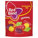 Red Band Winegums mix