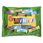 Mars Mini's chocolade mix uitdeelzak