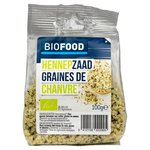 Biofood Hennepzaad Bio