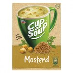 Unox Cup-a-soup mosterd