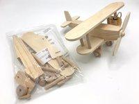 Dubbeldekker vliegtuig (eenvoudig)