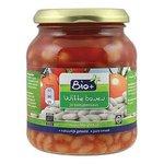 Bio+ Witte Bonen in Tomatensaus