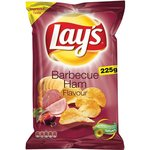 Lay's Chips Barbecue Ham
