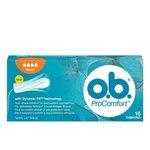 O.B. Pro-Comfort Tampons Super