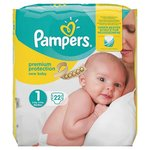 Pampers New Baby Luiers NewBorn