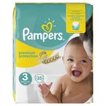 Pampers New Baby Luiers Midi