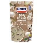 Unox Soep in Zak Romige Champignons