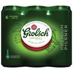 Grolsch Bier 6x50 cl