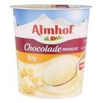 Almhof Chocolademousse Wit