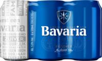 Bavaria Pils 6x33cl