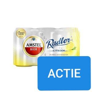 Amstel Radler Blik 6 stuks
