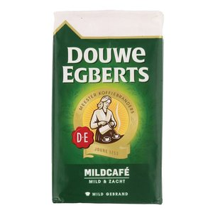 Douwe Egberts Koffie Mildcafe