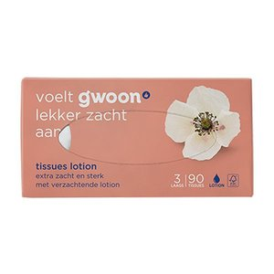 Gwoon Tissues 3-laags