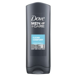 Dove Men+ Care Clean Comfort Body Wash