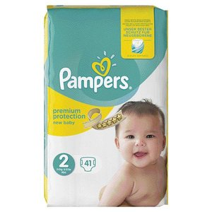 Pampers New Baby Luiers Mini