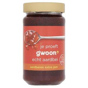 Gwoon Aardbeienjam Extra